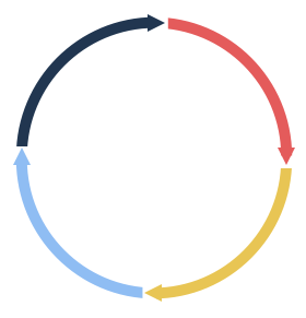 10 Step Cycle Graphic